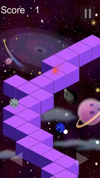 Jumpee: Space Run apk screenshot