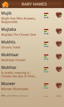 Muslim Baby Names 1 (Android) - Download APK