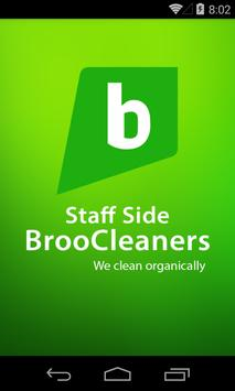 Broocleaners Staff poster