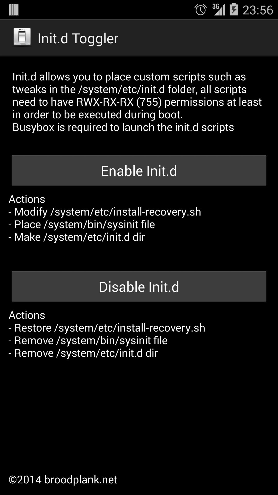 Init d Toggler for Android - APK Download