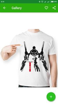 Anime T Shirt Designs screenshot 5