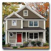 Exterior House Painting icon