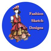 Fashion Sketch Design Ideas icon