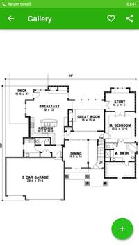Modern Minimalist Home Plan screenshot 6