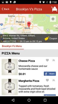 Brooklyn V's Pizza screenshot 1