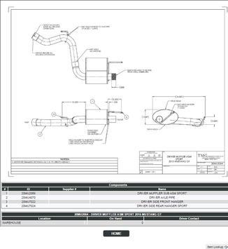 BOM Desk screenshot 3