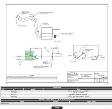 BOM Desk screenshot 1