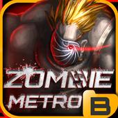 Zombie Metro Seoul icon
