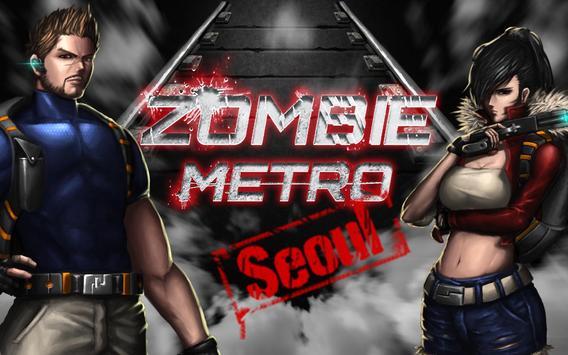 Zombie Metro Seoul poster