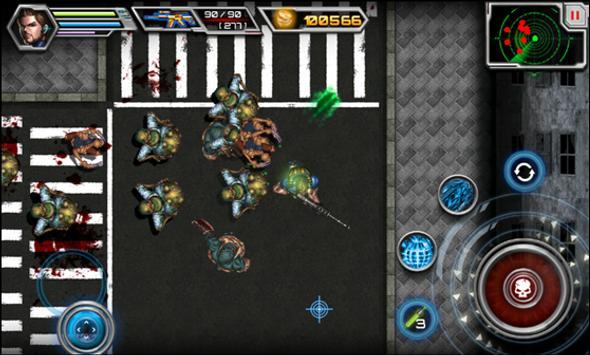 Zombie Metro Seoul screenshot 14