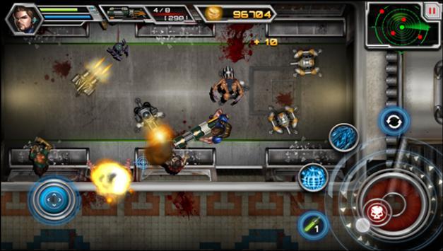 Zombie Metro Seoul screenshot 15