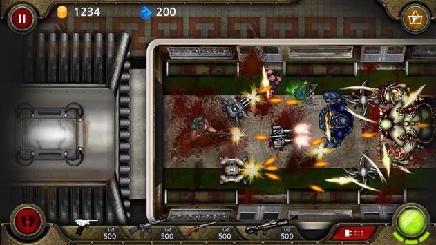 Zombie Metro Seoul screenshot 13