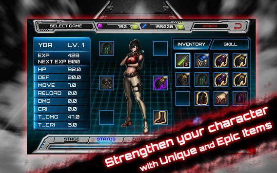 Zombie Metro Seoul screenshot 1