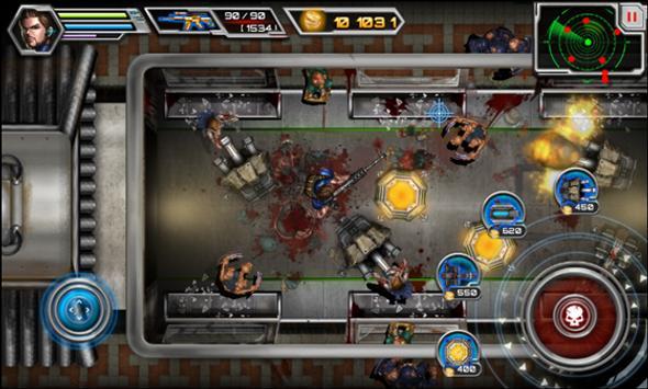 Zombie Metro Seoul screenshot 23