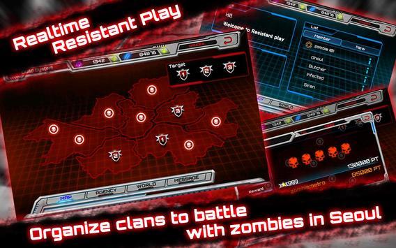 Zombie Metro Seoul screenshot 4