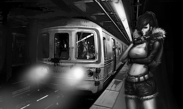 Zombie Metro Seoul screenshot 5