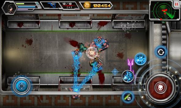 Zombie Metro Seoul screenshot 8