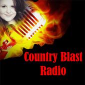 COUNTRY BLAST RADIO icon