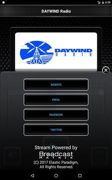 DAYWIND Radio screenshot 5
