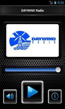 DAYWIND Radio poster