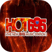 HOT695 Radio icon