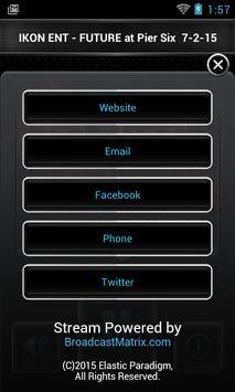 HOT695 Radio apk screenshot