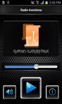 RADIO KARISHMA poster