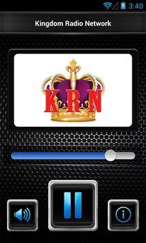 Kingdom Radio Network poster