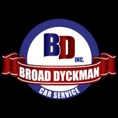 Broad Dyckman Car Service icon