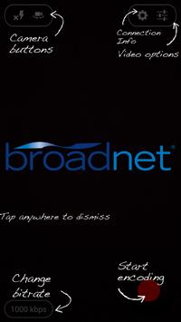 Broadnet Live poster
