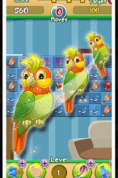 Birds Match Mania apk screenshot