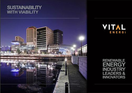Vital Energi poster