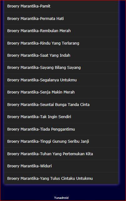 lagu broery marantika mp3 free download