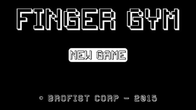 Finger Gym poster