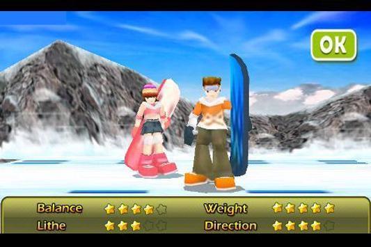 Snowboarding apk screenshot