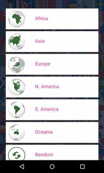 Learn world country flags apk screenshot