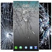 Broken Glass Wallpaper icon