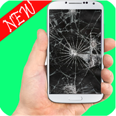 Broken Screen New Prank icon