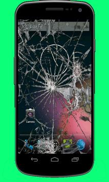 Broken Screen New Prank poster