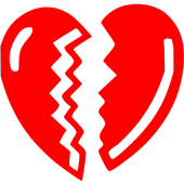 Broken Heart Wallpapers icon