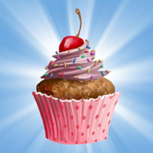 Cupcake Click - Bakery Idle icon