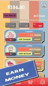 Cupcake Click - Bakery Idle screenshot 1