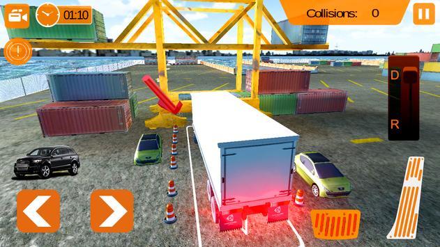 Offroad Truck Trailer Driver screenshot 3