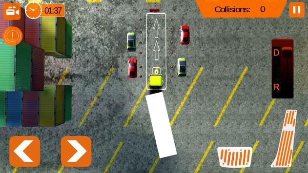 Offroad Truck Trailer Driver apk screenshot