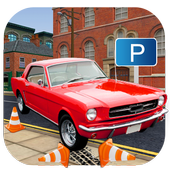 New Ultimate Car Parking Game icon