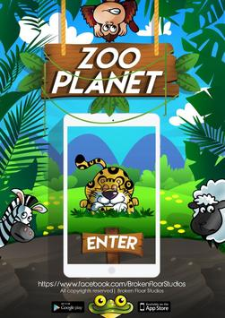 Zoo Planet poster