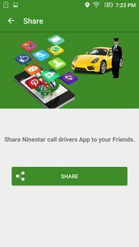 Ninestar - Calldrivers apk screenshot