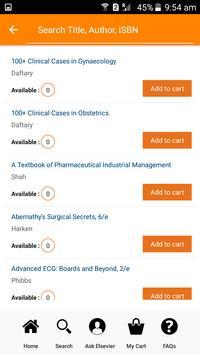 Elsevier HS India apk screenshot