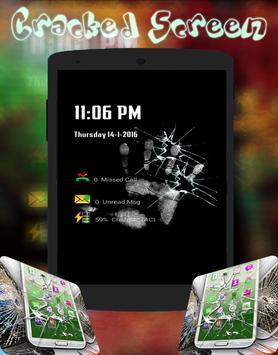 Cracked Prank - broken screen screenshot 5