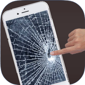 Broken Screen Prank 2 icon